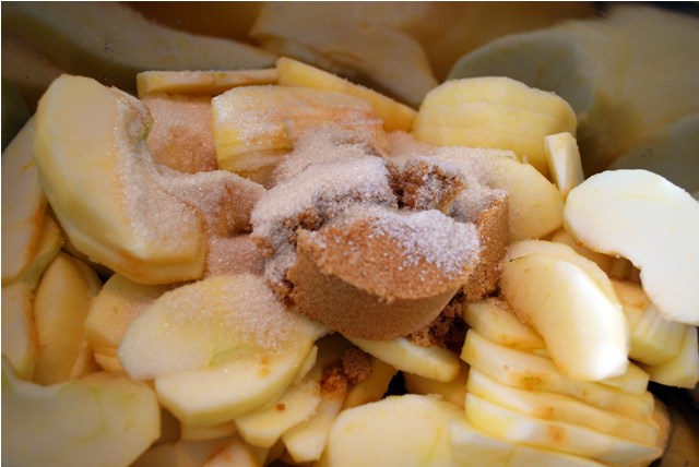 Mmmm, apples