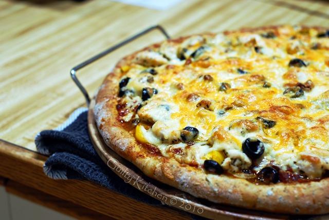 All-Purpose Pizza Dough Recipe — Dishmaps