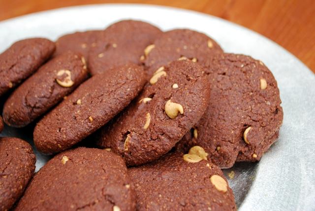 Delicious, warm cookies