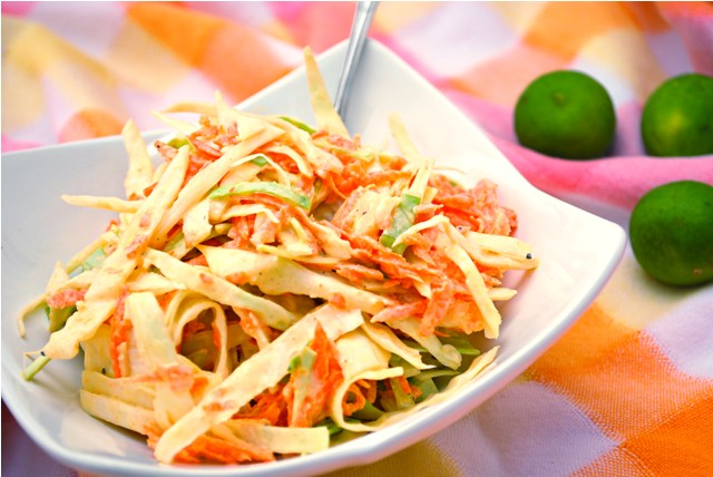 Delicious Conutry Style Coleslaw