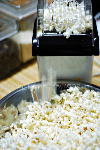 Glorious, buttery popcorn