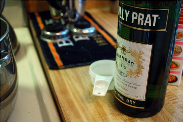 Vermouth...