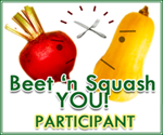 Beet n Squash You Participant Badge