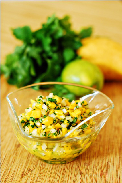 fresh fruit salsa 1 cup when chopped of fresh fruit