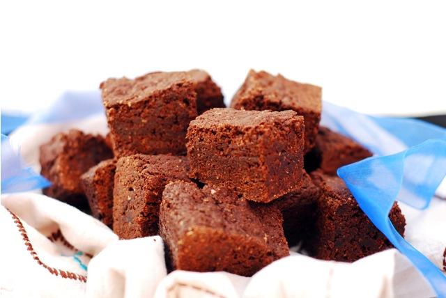 The Ultimate Vegan Brownies