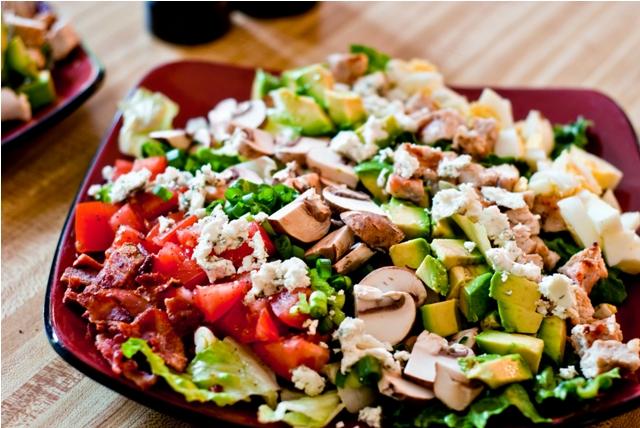 ... cobb salad classic cobb salad had a real cobb salad classic cobb salad