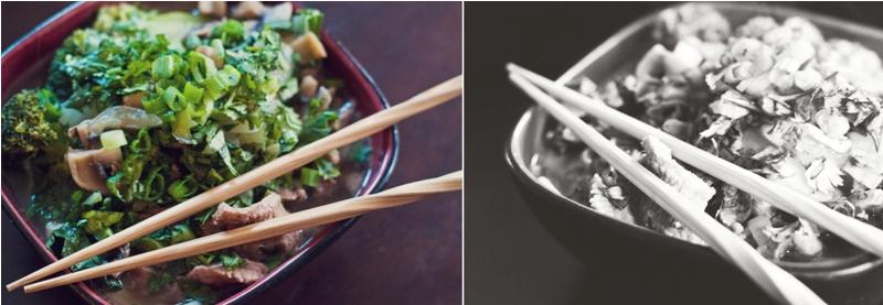 Udon Pork Noodle Bowl