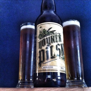 Hoyne Brewing Co. Hoyner Pilsner