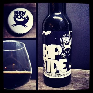 Brew Dog Rip Tide