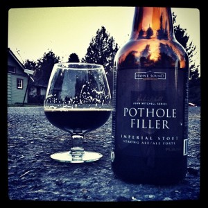 Howe Sound Pot Hole Filler Imperial Stout