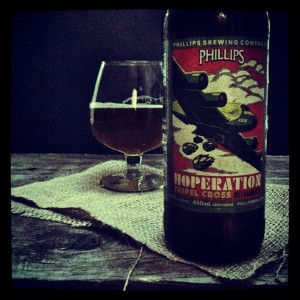 Phillips Hoperation Tripel Cross