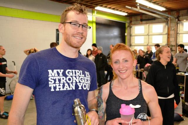 CrossFit Vic City Throwdown