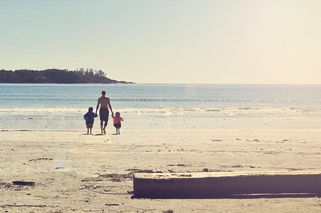 Beach scene 1-2