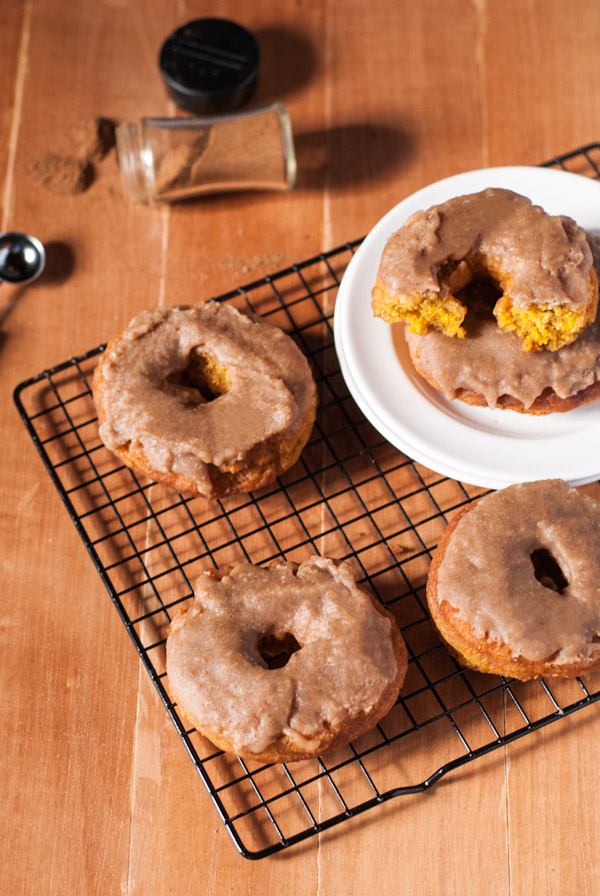 Doughnut Fryday Roundup Cooke Named Desire Pumpkin Doughnuts Recipe