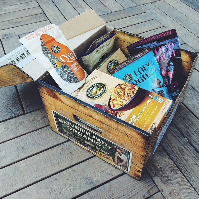 natures oath box